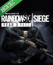 Tom Clancy's Rainbow Six Siege Year 3 Pass