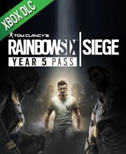 Rainbow Six Siege Year 5 Pass
