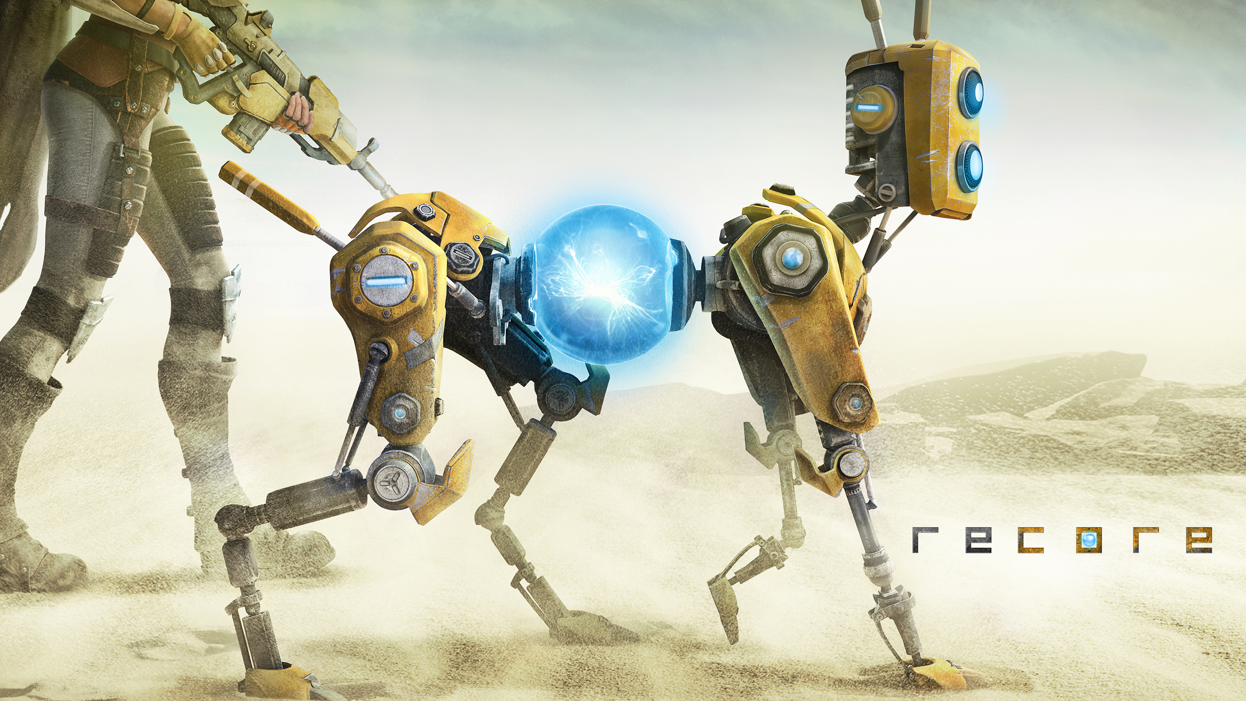 ReCore Free Banner