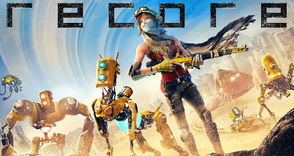 ReCore Gameplay Cover