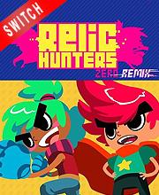 Relic Hunters Zero Remix