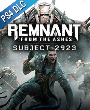Remnant From the Ashes Subject 2923