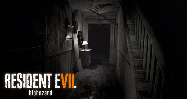 Resident Evil 7 Biohazard Cover