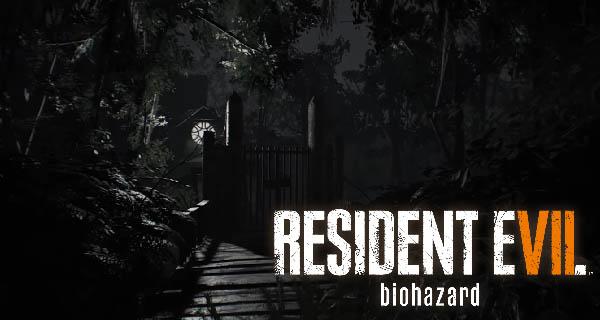 Resident Evil 7 Demo Cover