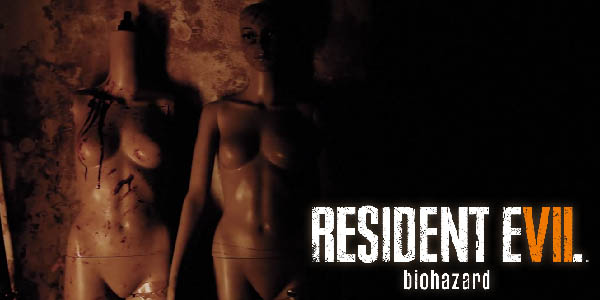 New Resident Evil 7 Teaser Trailer Cover