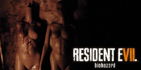 New Resident Evil 7 Teaser Trailer Cover