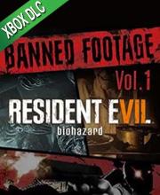 RESIDENT EVIL 7 biohazard Banned Footage Vol.1