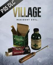 Resident Evil Village Survival Resources Pack