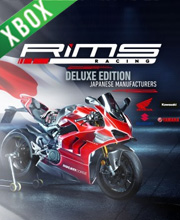RiMS Racing Japanese Manufacturers Deluxe