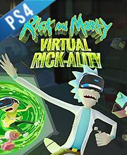 Rick and Morty Simulator Virtual Rick-ality