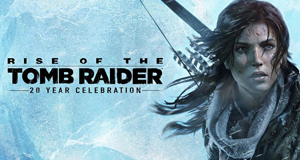 Rise of the Tomb Raider 20 Year Celebration Trailer Banner