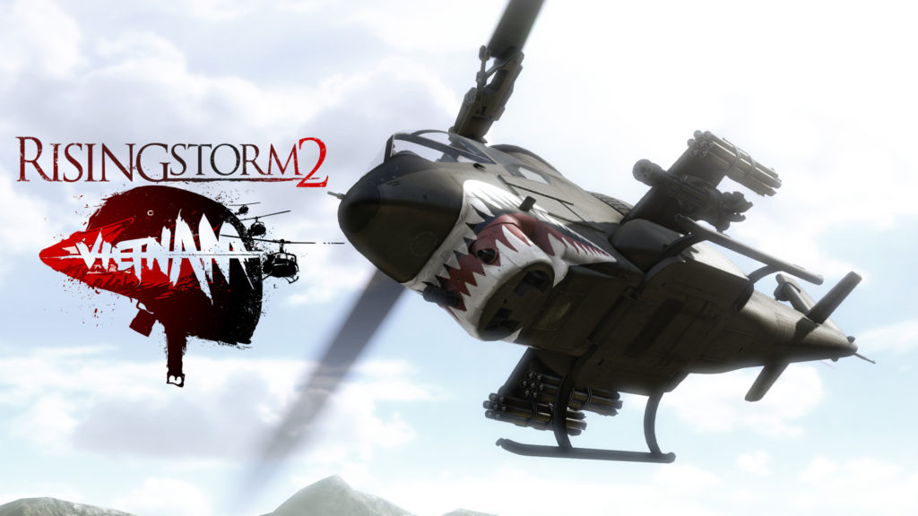 Rising Storm 2 Vietnam Game Features Cover