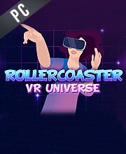 RollerCoaster VR Universe
