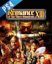 Romance of the Three Kingdoms 13