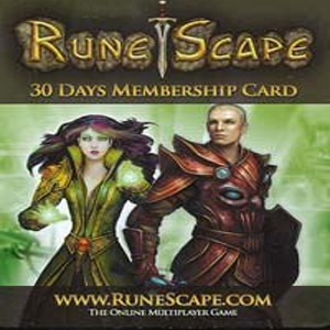 Buy Runescape 30 Days Timecard CD Key Compare Prices