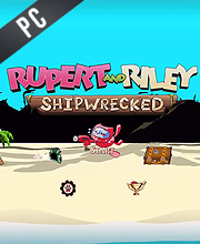 Rupert and Riley Shipwrecked