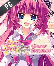 Saku Saku Love Blooms with the Cherry Blossoms