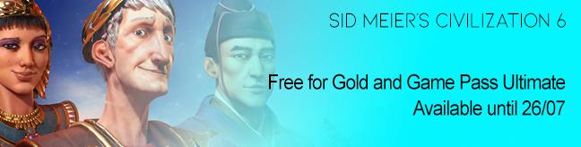 Sid Meier's Civilization 6 Free