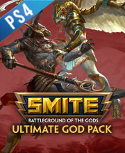SMITE Ultimate God Pack