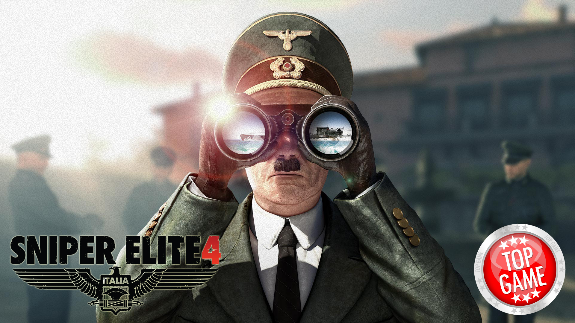 Sniper Elite 4 Season Pass Cover
