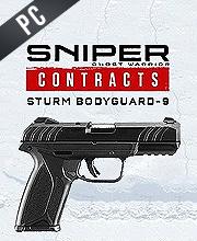 Sniper Ghost Warrior Contracts STURM BODYGUARD 9