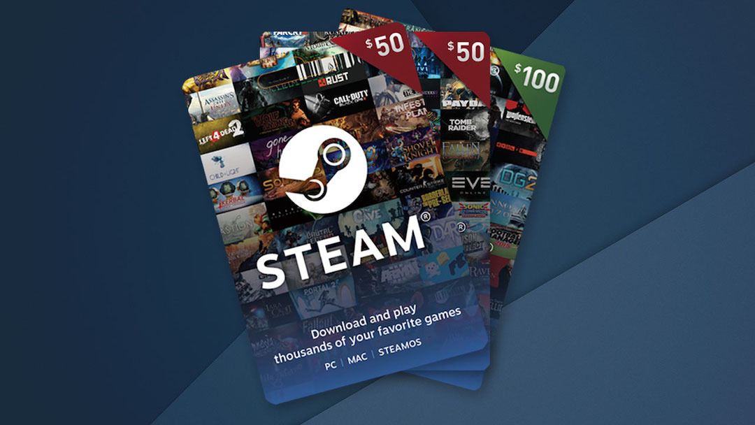 Best price for Steam Gift Card