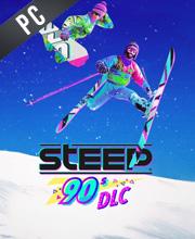STEEP 90's DLC