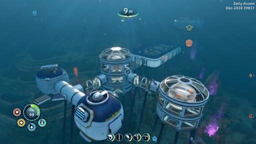 subnautica below zero crafting items