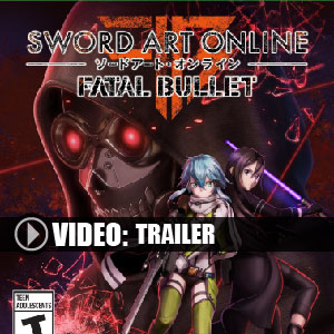 Buy SWORD ART ONLINE Fatal Bullet CD Key Compare Prices