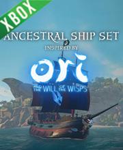 Sea of Thieves Ancestral Ori Ship Bundle