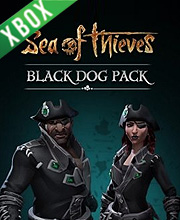 Sea of Thieves Black Dog Pack
