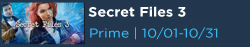 Secret Files 3 with Prime Gaming