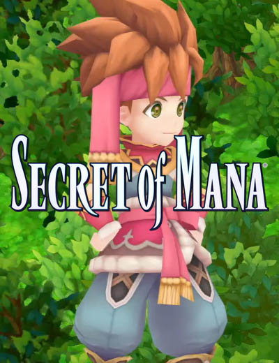 Secret of Mana PC System Requirements Now Available