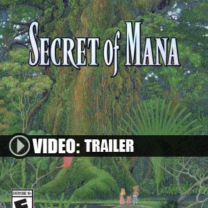 Buy Secret of Mana CD Key Compare Prices