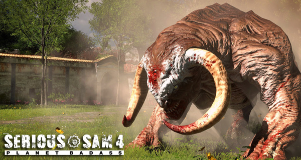 Serious Sam 4 Launches