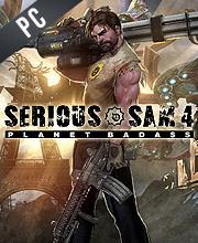 Serious Sam 4 Planet Badass