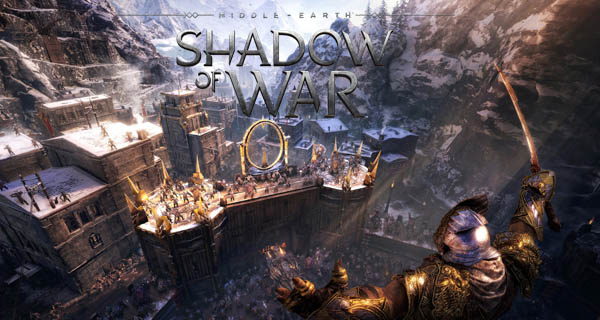 New Middle Earth Shadow of War Live Stream Cover