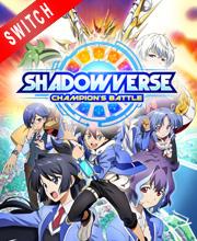 Shadowverse Champions Battle