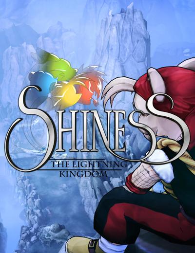 Shiness The Lightning Kingdom Has Gone Gold!