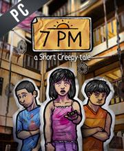 Short Creepy Tales 7PM