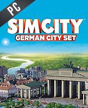 SimCity - German City Set
