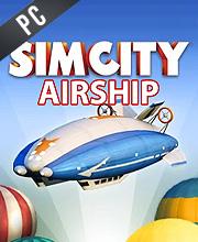 Simcity Airships Set DLC