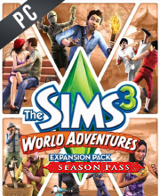 Sims 3 World Adventures