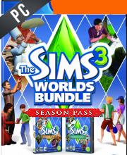 Sims 3 Worlds Bundle