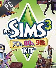 Sims 3 70's, 80's, 90's Kit