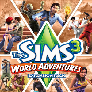 Buy Sims 3 World Adventures CD Key Compare Prices