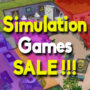 Best deals for the top Simulation games (PC, PS4, Xbox One)