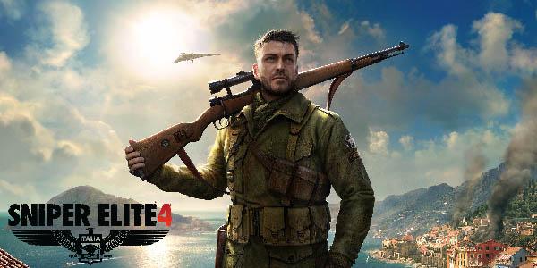 Sniper Elite 4 Game Levels Cover