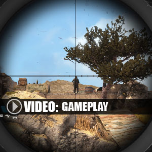 Sniper Elite 4 Gameplay Video