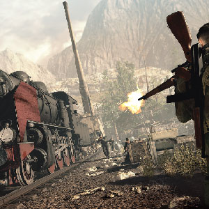 Sniper Elite 4 Attack